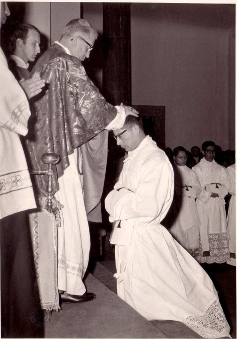 Monseñor Isidro Puente y sus recuerdos del Seminario Misional de Nuestra Señora de la Paz. Última Parte.
