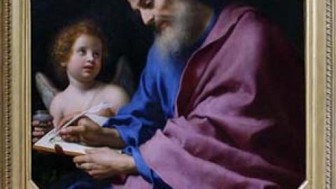 Evangelio de San Mateo en Griego